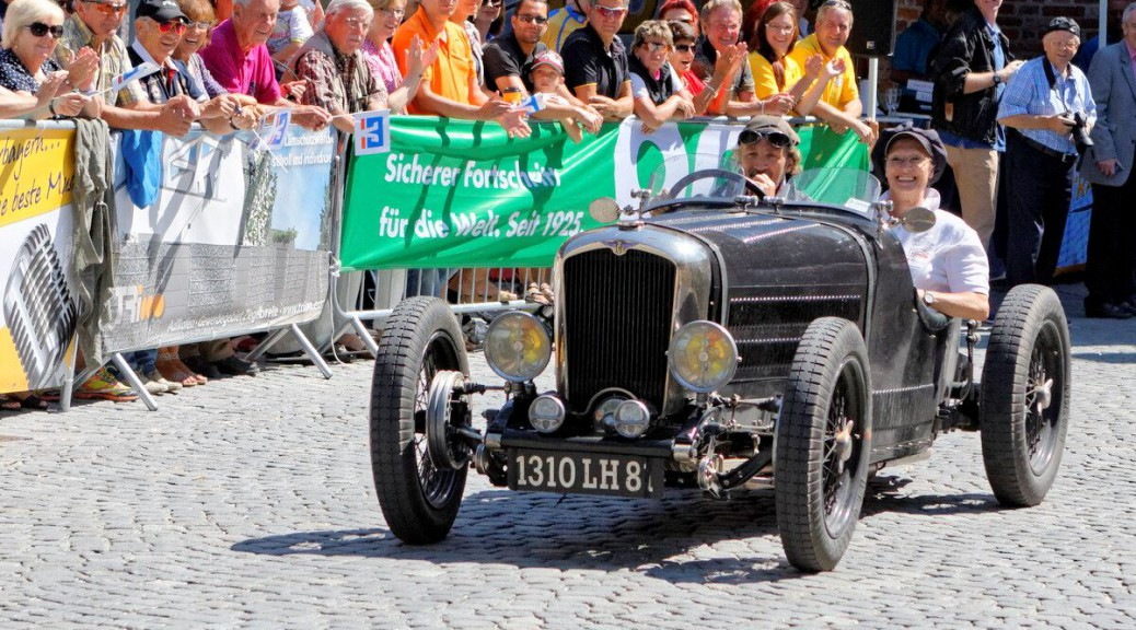 Rally NC Roadster 1931 Foto Paul Machek_